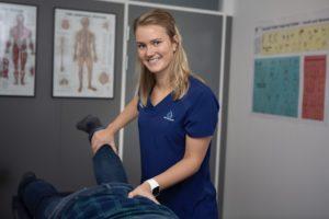 Hvordan jobber en kiropraktor